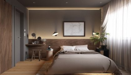 Beverly Tower – 2 Bedrooms