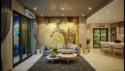 Beverly Tower – 3 Bedrooms